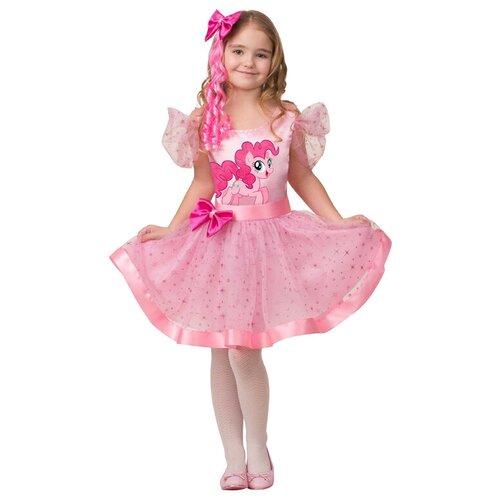Купить Костюм Батик Пинки Пай (1916), розовый, размер 110, Карнавальные костюмы