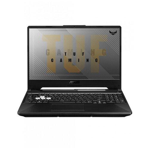 Ноутбук ASUS TUF Gaming F15 FX506LH-HN197T (Intel Core i5 10300H/15.6/1920x1080/16GB/512GB SSD/NVIDIA GeForce GTX 1650 4GB/Windows 10 Home) 90NR03U1-M05370, серый ноутбук asus rog fx553vd e41241 intel core i5 7300hq 4gb 1000gb hdd nvidia geforce gtx 1050 15 6 1920x1080 нет endless черный