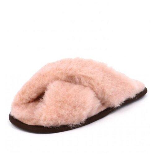 Тапочки ALWERO розовый 35-36