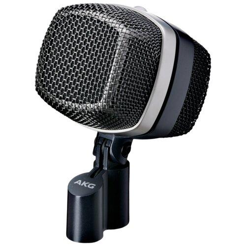 Микрофон AKG D12VR, черный