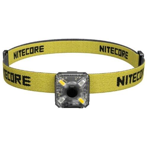 Фото - Фонарь Nitecore NU05 Kit Black-Yellow 16806 фонарь nitecore nu05kit black yellow 16806