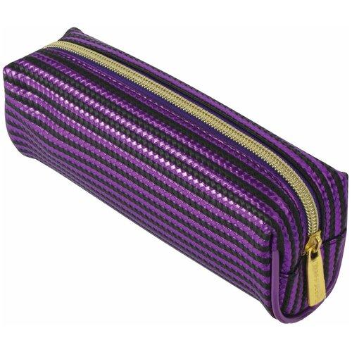 Фото - BRAUBERG Пенал-косметичка Royal фиолетовый пенал косметичка brauberg тайм