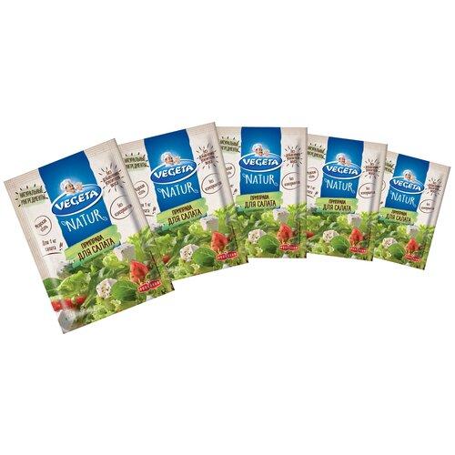 Фото - Приправа Вегета специальная 20 г для салата упаковка 5 штук приправа для салата indian bazar 2 шт по 75 г