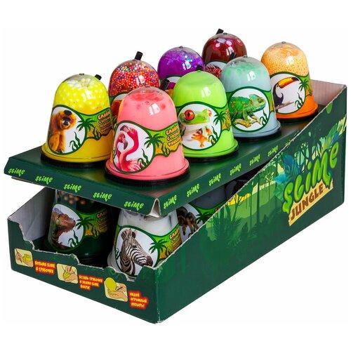 Шоу-бокс Jungle Slime, 16 банок