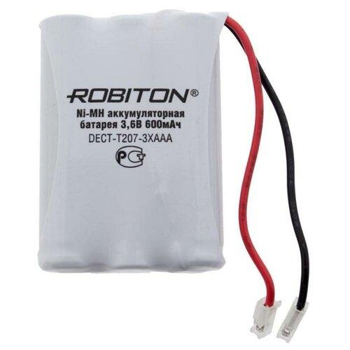 Аккумуляторные батарейки Robiton DECT-T207-3XAAA PH1