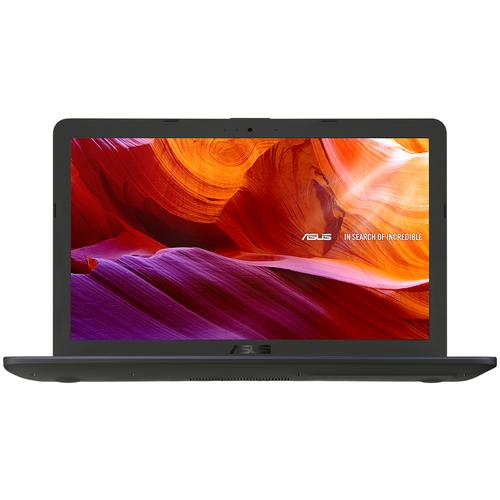 "Ноутбук ASUS VivoBook X543MA-GQ1139 (Intel Pentium N5030 1100MHz/15.6""/1366x768/4GB/256GB SSD/Intel UHD Graphics 605/Endless OS) 90NB0IR7-M22070 серый"