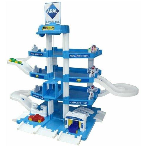 Купить Wader Паркинг ARAL-2 46093, Детские парковки и гаражи