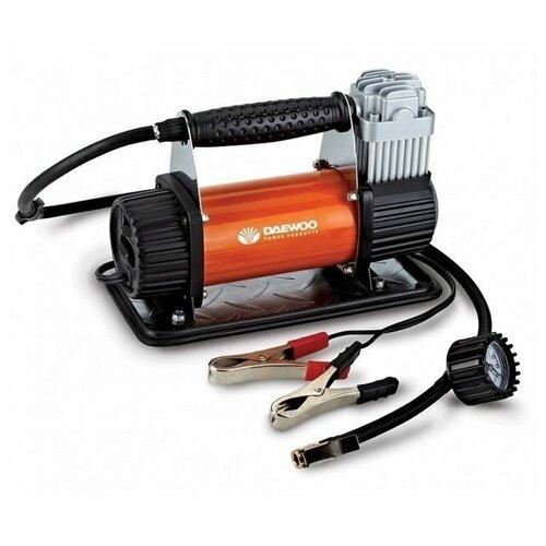 Фото - Компрессор автомобильный DW 90 DAEWOO пылесос автомобильный daewoo power products davc100 черный оранжевый