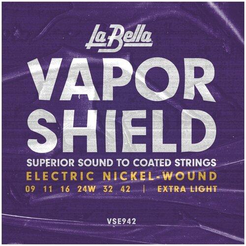 LA BELLA VSE942 Струны для электрогитары