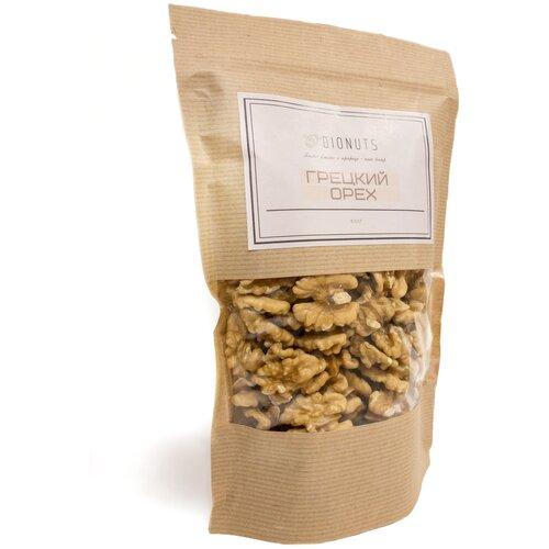 BIONUTS/Грецкий орех очищенный, новый урожай, 500 гр
