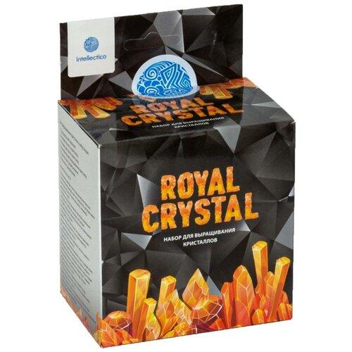 Купить Набор для исследований Intellectico Royal Crystal оранжевый, Наборы для исследований