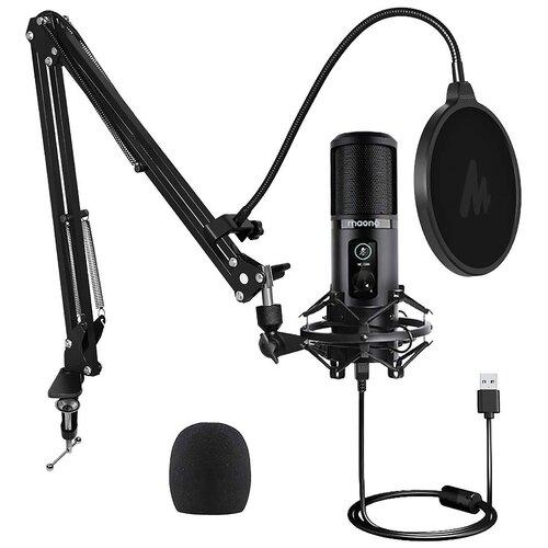 Микрофон Maono AU-PM421, черный