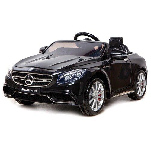 электромобили harleybella mercedes benz sl500 Harleybella Автомобиль Mercedes-Benz S63, черный