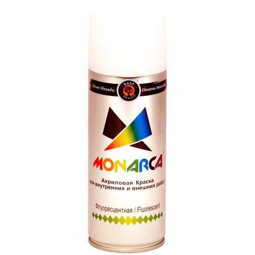 Краска Eastbrand Monarca флуоресцентная белый 520 мл