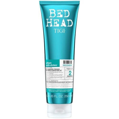Купить TIGI Bed Head шампунь Urban Anti+dotes 2 Recovery для поврежденных волос, 250 мл