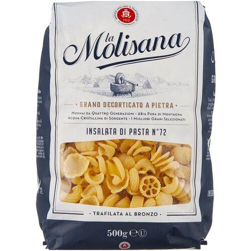Фото - La Molisana Макароны Insalata Di Pasta № 72, 500 г la molisana spa макароны rigatoni 31 500 г