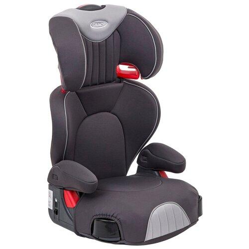 Автокресло группа 2/3 (15-36 кг) Graco Logico L, iron автокресло группа 2 3 15 36 кг graco junior maxi black