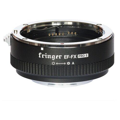 Фото - Адаптер Fringer EF-FX Pro II, с Canon EF на Fujifilm X-mount dj контроллер numark mixtrack pro fx