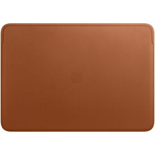 Чехол Apple Leather Sleeve for MacBook 16 Saddle Brown чехол apple leather sleeve for macbook pro 16 mwv92zm a saddle brown