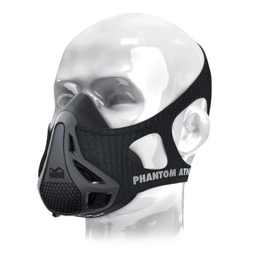 Тренировочная маска Phantom Athletic Phantom Training Mask черный S