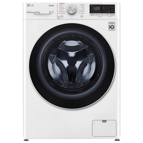 Фото - Стиральная машина с сушкой LG AIDD F4V5TG0W стиральная машина lg f4v5tg0w