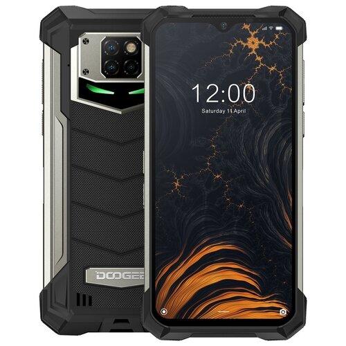 Фото - Смартфон DOOGEE S88 Pro, черный смартфон doogee s58 pro fire orange