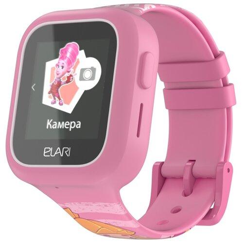 Детские умные часы ELARI FixiTime Lite, розовый