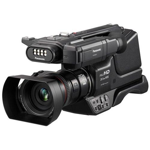 Фото - Видеокамера Panasonic HC-MDH3E black видеокамера panasonic hc mdh3e black