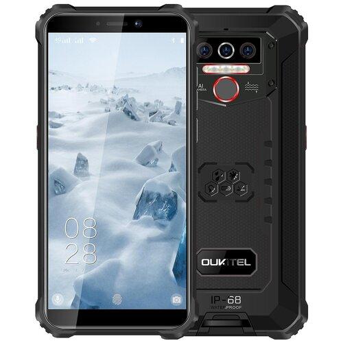 Смартфон OUKITEL WP5 Pro черный/красный