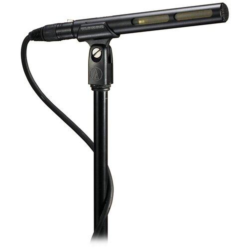 Микрофон Audio-Technica AT875R, черный