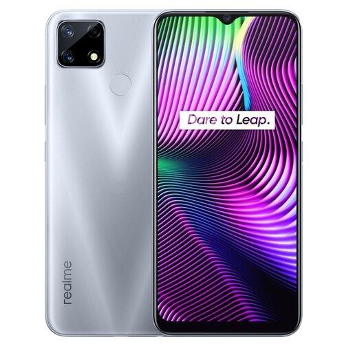 Смартфон realme 7i 4/64GB серый