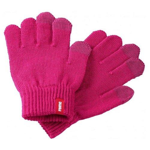 Перчатки Reima Rimo 527306 размер 5, raspberry pink