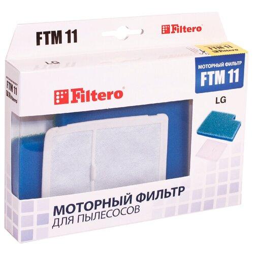 Filtero Моторные фильтры FTM 11 1 шт.