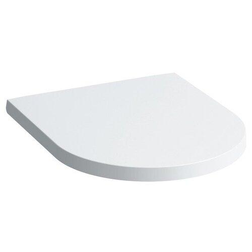 Фото - Крышка-сиденье для унитаза LAUFEN Kartell 891331 дюропласт с микролифтом белый сиденье для унитаза с микролифтом laufen palace 8 9170 1 300 000 1