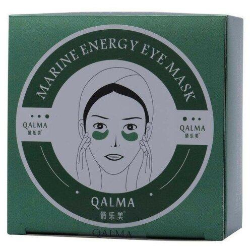 Купить Qalma Гидрогелевые патчи для глаз с экстрактами водорослей 60шт