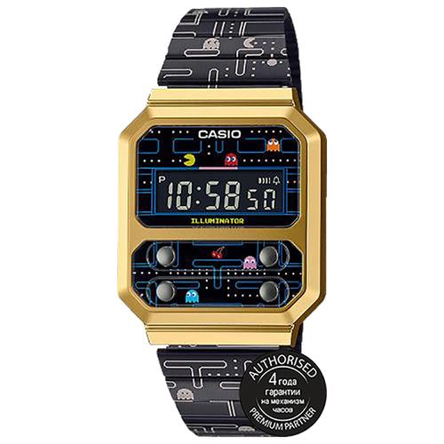CASIO Наручные часы CASIO A100WEPC-1BER