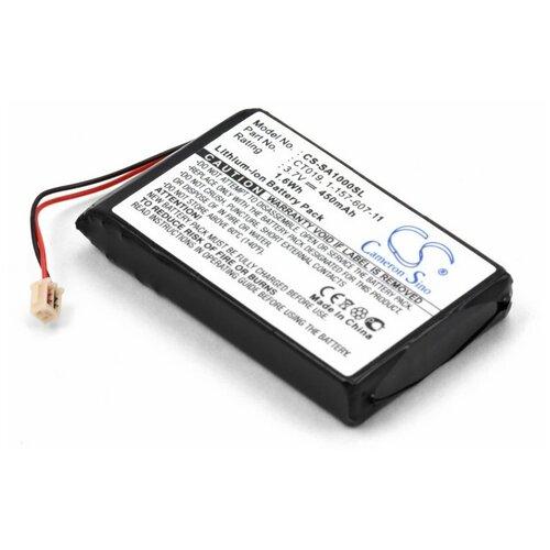 Аккумулятор для mp3 плеера Sony CT019
