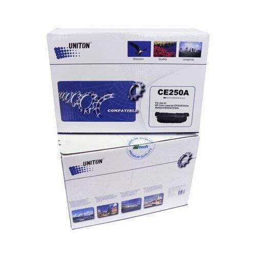 картридж ce250a Картридж для HP Color LJ CP 3525/CM 3530 CE250A (504A) ч (5K) UNITON Premium