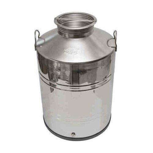 Бидон 100 л. фляга из нержавейки, емкость для брожения и хранения