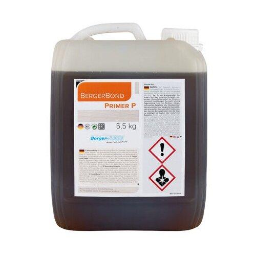 Паркетная химия Berger-Seidle Грунтовки под клеи Грунтовка BERGER PRIMER P