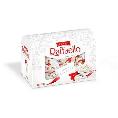 Фото - Набор конфет Raffaello 240г, сундук raffaello