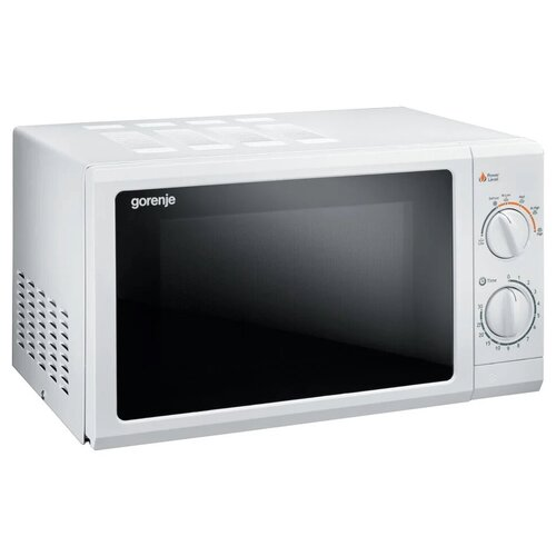 Микроволновая печь Gorenje MO20MW, белый