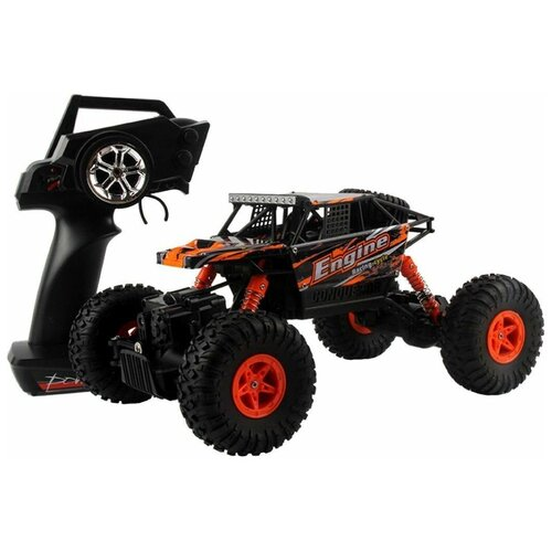Краулер Engine 1:18 4WD Оранжевый