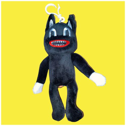 Мягкая игрушка Сиреноголовый из SCP 20 см SIRENHEAD Animation кот картун;