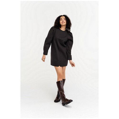 Платье Befree, размер M/46, черный платье befree befree be031ewbxib1