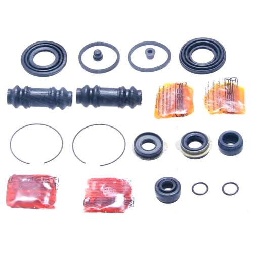 FEBEST 0575GFR (0575GFR / GEYC2646Z / GEYC2646ZA) ремкомплект суппорта тормозного ремкомплект суппорта тормозного заднего