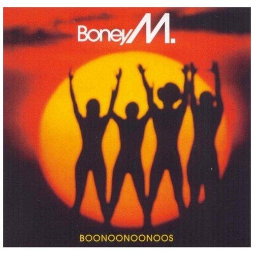 Виниловая пластинка Boney M. Boonoonoonoos (LP)
