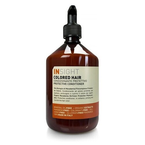 Фото - Защитный кондиционер для окрашенных волос COLORED HAIR   INSIGHT (инсайт) insight кондиционер colored hair защитный для окрашенных волос 400 мл