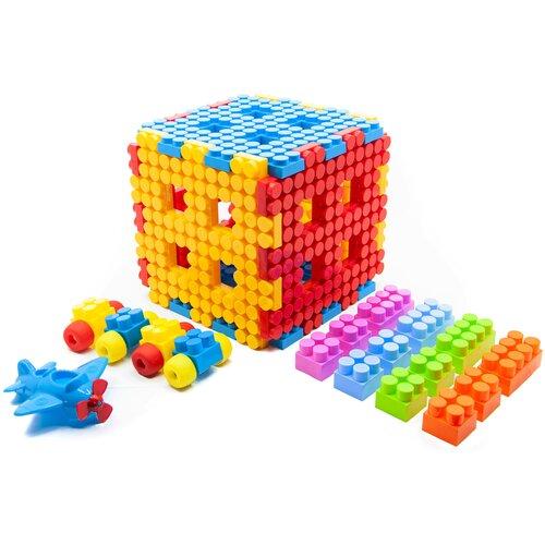 Конструктор пластиковый Maximus мега бокс / конструктор для мальчиков / развивающие игрушки / конструкторы для девочек / конструкторы для мальчиков / конструктор для девочек / детский конструктор