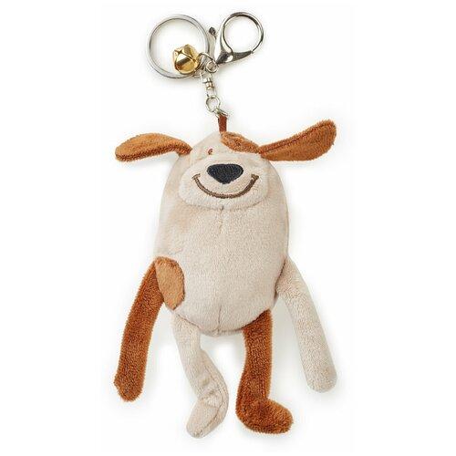 330697, Брелок-игрушка Happy Baby мягкий FRIENDLY ANIMALS, Dog
